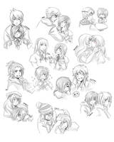 MM: RP Doodles #1 by kidokaproject