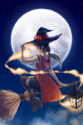 Witchsona Will of the Wisp by kidokaproject