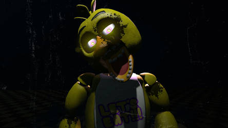 Chica the Chicken by Felix5314
