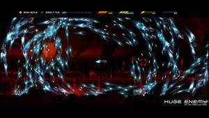HUGE ENEMY - WORLDBREAKERS  -LVL3 SPIRAL a by HugeEnemy