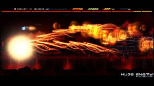 HUGE ENEMY - WORLDBREAKERS  SANDRE BOSS LVL3 d by HugeEnemy