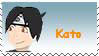 Naruto OC Stamp - Kato by SheepGoBeepBeep