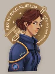 Captain de Alba by NumenSkog