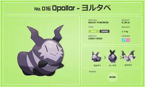 016 Opallar by CrisFarias