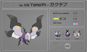 018 Yamoth by CrisFarias