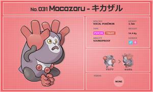 031 Macazaru by CrisFarias