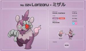024 Lorizaru by CrisFarias