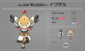 058 Wuzaru by CrisFarias