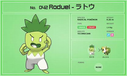 042 Raduel by CrisFarias
