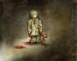 Childhood lost by Sarickbanana