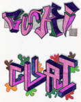 Stickers 145 by VHS-Guri