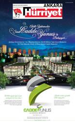 Cadde Yunus Avm Cover ilan by caginoz