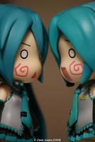 Face Off by farizasuka