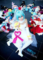 Hatsune Miku: Project DIVA 2nd by farizasuka