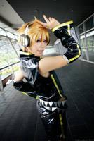 Project DIVA 2nd: Dancer by farizasuka
