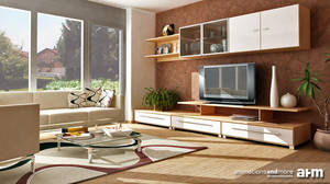 Living room by jonoPorter