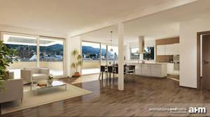 penthouse flat by jonoPorter