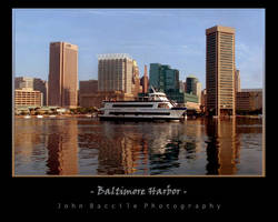 Baltimore Harbor 2003 by barefootphotography