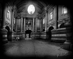City Hall - Interior by barefootphotography