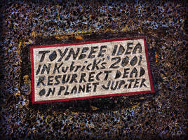 Toynbee Idea (9th and Market) by barefootphotography