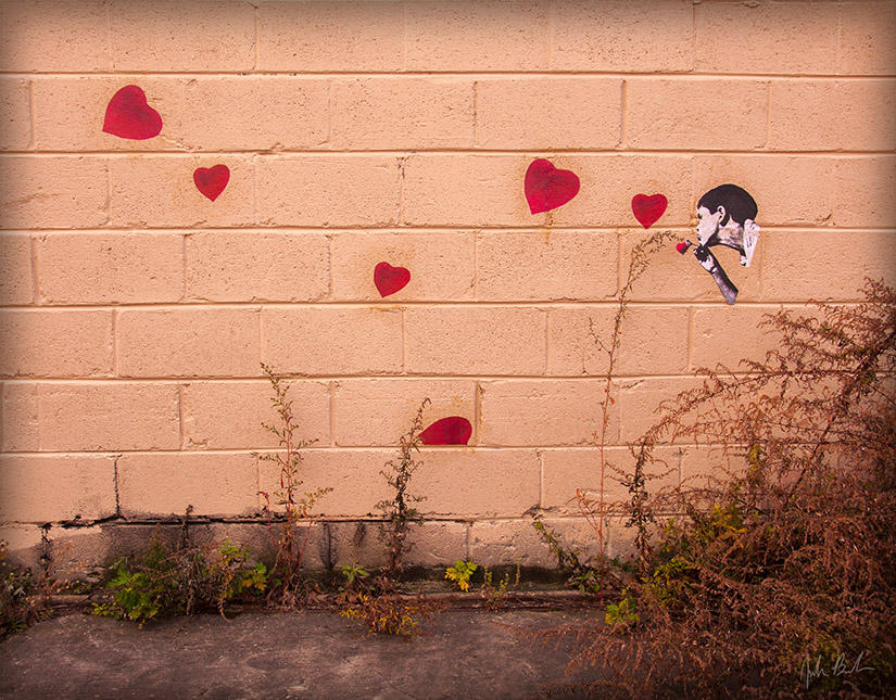 Love in a Heartless Place by barefootphotography