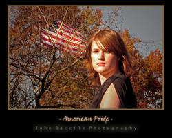 American Pride by barefootphotography