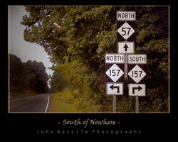 South of Nowhere by barefootphotography
