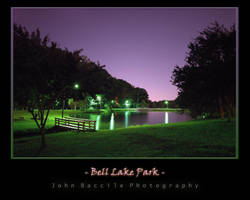 Bell Lake Park by barefootphotography
