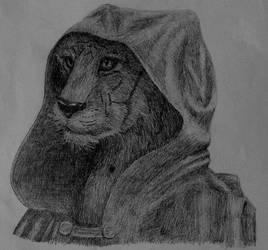 Hooded Enkidukai by Tharisai