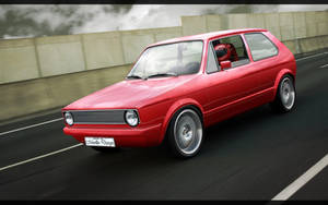 VW  Golf I by MurilloDesign