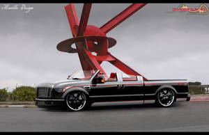 Ford F-250  Mafia by MurilloDesign