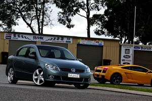VW Voyage by MurilloDesign