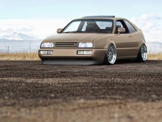 VW Corrado Euro Look by MurilloDesign