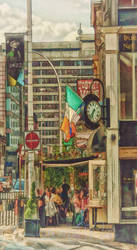 Sackville and Argyle - Halifax Tarted by ShawnaMac