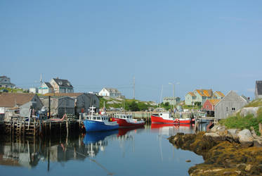 Peggys Cove  026 by ShawnaMac