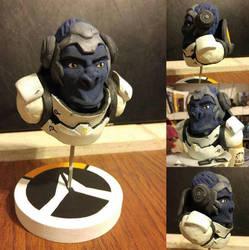 Winston by DragonFireArt