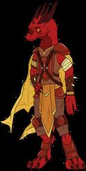 Dragonborn by DragonFireArt