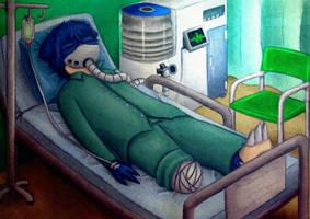 PKMC - Hospitalized by Lazy-a-Ile