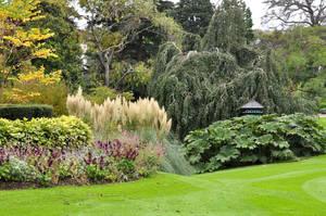 French garden by Omoidenoki