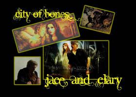 Jace Wayland Clary Fray by EllieJelly666