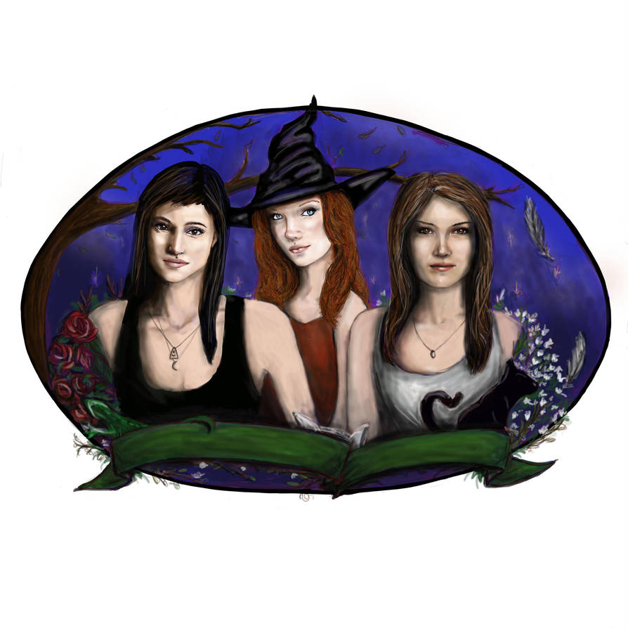 Witches of BBGR by melissa-wright