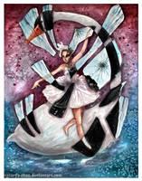 Black Swan by natarya-chan