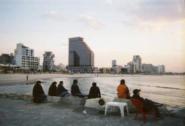 Tel Aviv by sillyman9