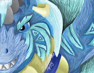 The Immortal Icestorm [Secret Santa MLOCP] by Pristine1281