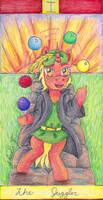 The Juggler [Brony Tarot Deck] by Pristine1281