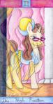 The High Priestess [Brony Tarot Deck] by Pristine1281