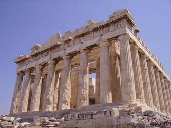 Parthenon - Acropoli, Athens by Kakutasu