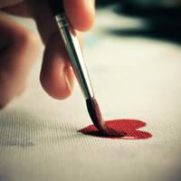 Love painter by Justysiak