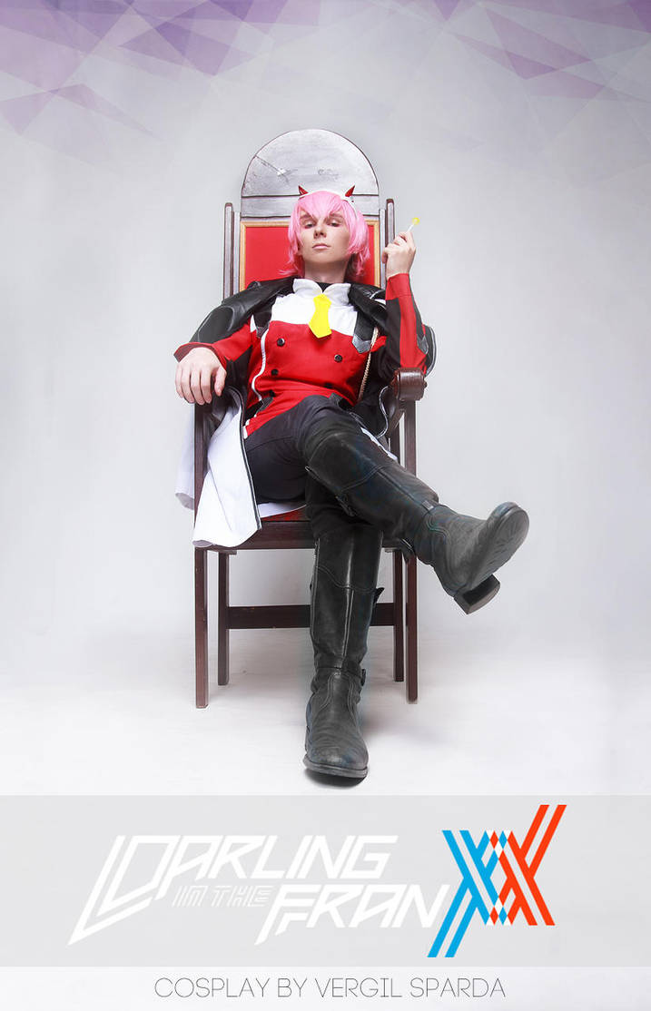 Darling in the Franxx - Male! Zero Two by vergiil-sparda