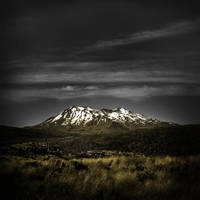 Ruapehu by ArjenCalter